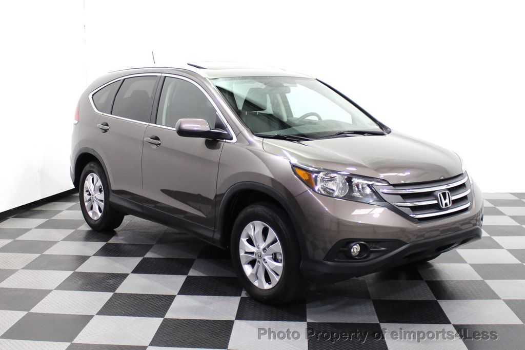 2014 Honda CR-V CERTIFIED CR-V EX-L AWD CAMERA NAVIGATION - 18006906 - 15