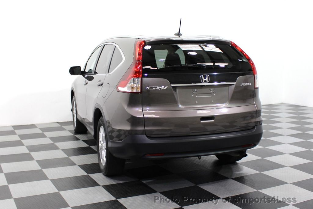 2014 Honda CR-V CERTIFIED CR-V EX-L AWD CAMERA NAVIGATION - 18006906 - 16