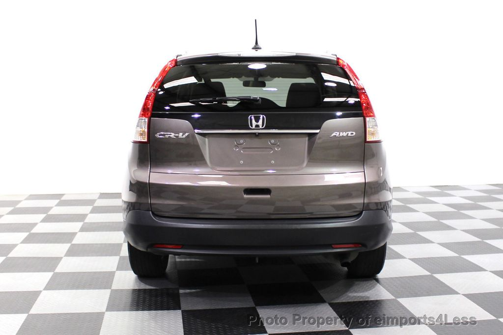 2014 Honda CR-V CERTIFIED CR-V EX-L AWD CAMERA NAVIGATION - 18006906 - 17