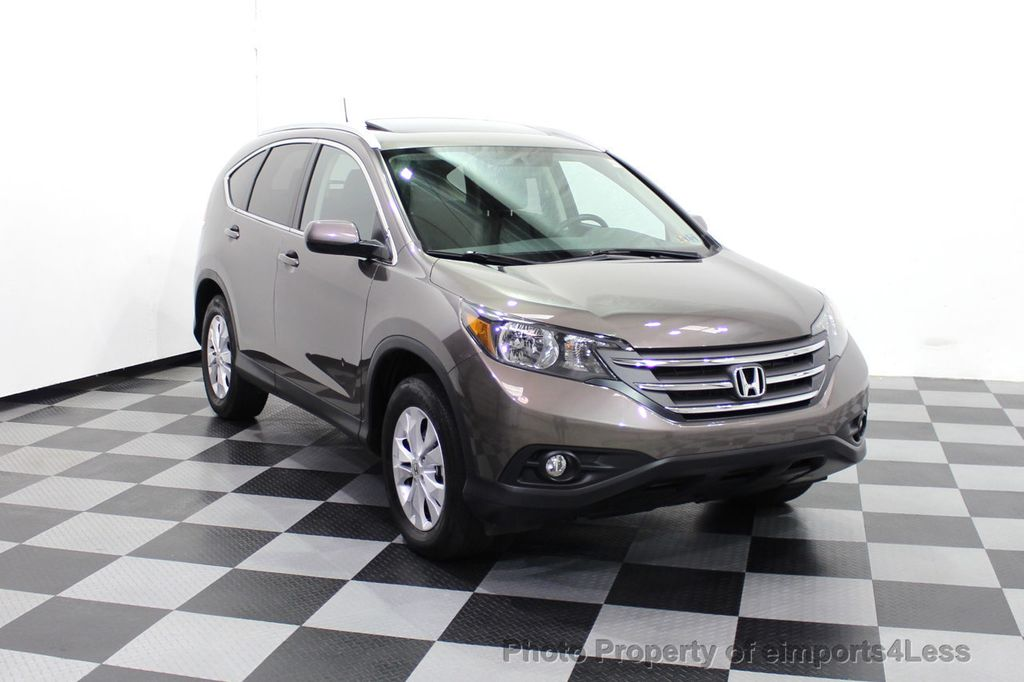 2014 Honda CR-V CERTIFIED CR-V EX-L AWD CAMERA NAVIGATION - 18006906 - 1