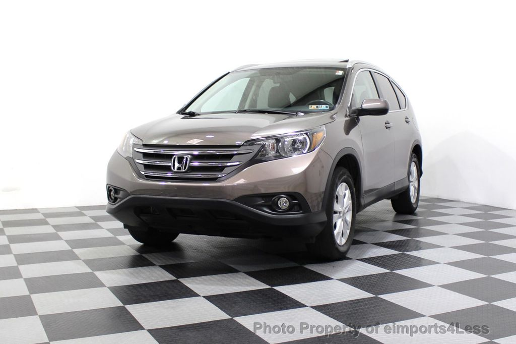 2014 Honda CR-V CERTIFIED CR-V EX-L AWD CAMERA NAVIGATION - 18006906 - 28