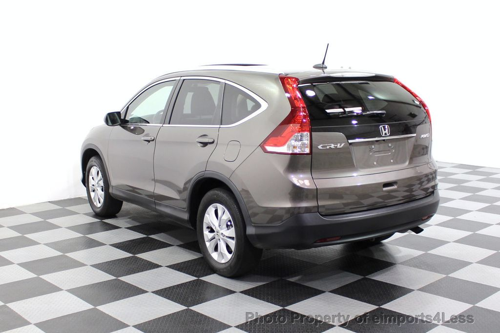 2014 Honda CR-V CERTIFIED CR-V EX-L AWD CAMERA NAVIGATION - 18006906 - 2