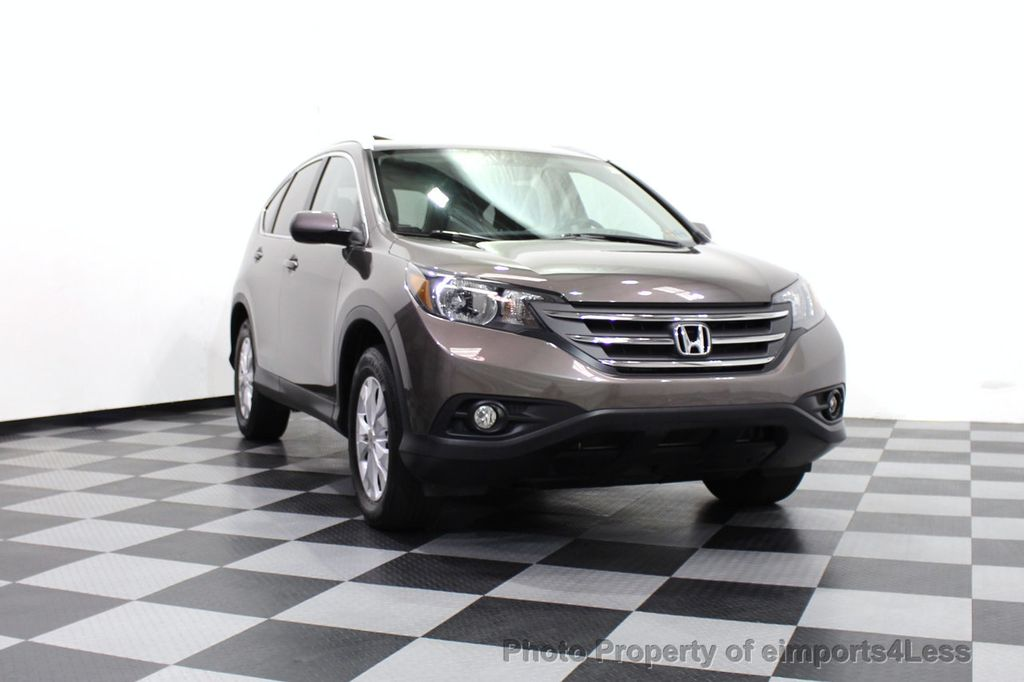 2014 Honda CR-V CERTIFIED CR-V EX-L AWD CAMERA NAVIGATION - 18006906 - 29