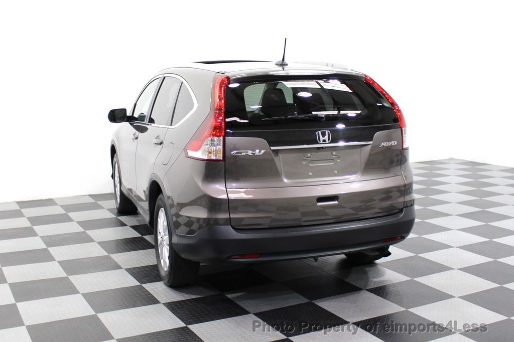 2014 Honda CR-V CERTIFIED CR-V EX-L AWD CAMERA NAVIGATION - 18006906 - 30