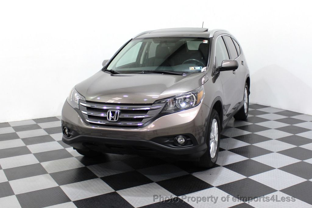 2014 Honda CR-V CERTIFIED CR-V EX-L AWD CAMERA NAVIGATION - 18006906 - 44