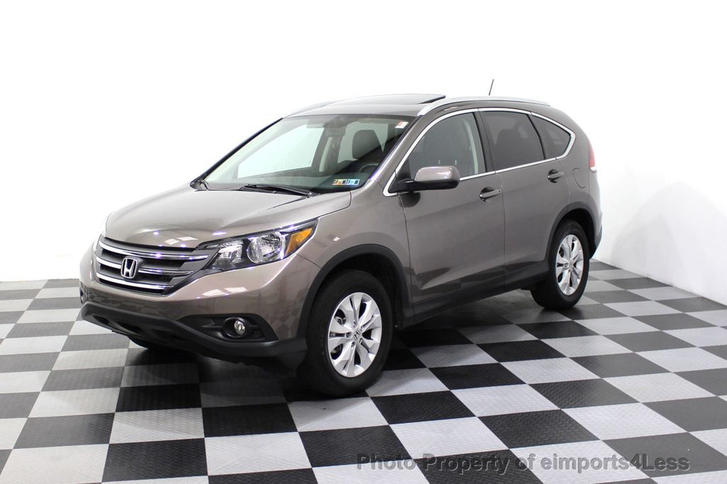 2014 Honda CR-V CERTIFIED CR-V EX-L AWD CAMERA NAVIGATION - 18006906 - 45