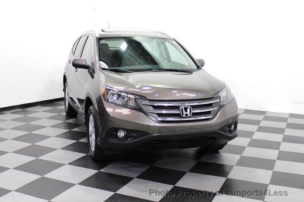 2014 Honda CR-V CERTIFIED CR-V EX-L AWD CAMERA NAVIGATION - 18006906 - 46