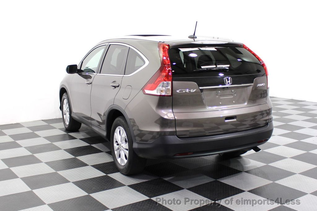 2014 Honda CR-V CERTIFIED CR-V EX-L AWD CAMERA NAVIGATION - 18006906 - 47