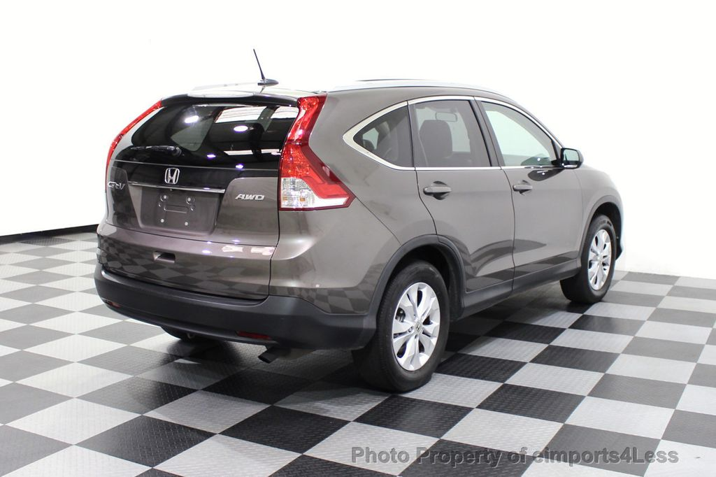 2014 Honda CR-V CERTIFIED CR-V EX-L AWD CAMERA NAVIGATION - 18006906 - 48