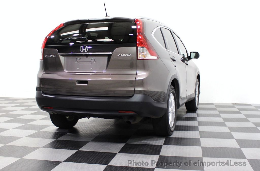 2014 Honda CR-V CERTIFIED CR-V EX-L AWD CAMERA NAVIGATION - 18006906 - 55