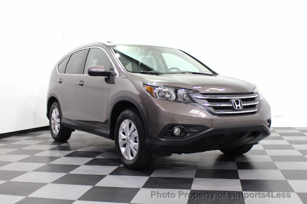 2014 Honda CR-V CERTIFIED CR-V EX-L AWD CAMERA NAVIGATION - 18006906 - 56