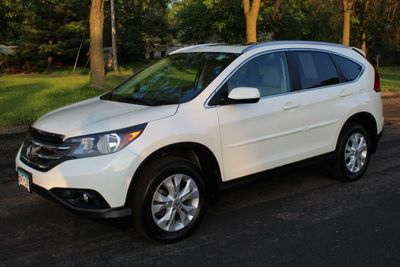 2014 Honda CR-V EXL NAVIGATION AWD LEATHER MOONROOF SUV