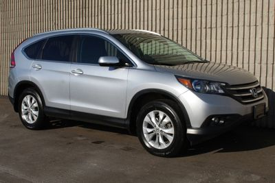 2014 Honda CR-V ONE OWNER AWD EX-L DVD ENTERTAINMENT SYSTEM SUV