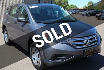 2014 Honda CR-V ONE OWNER AWD LX SUV