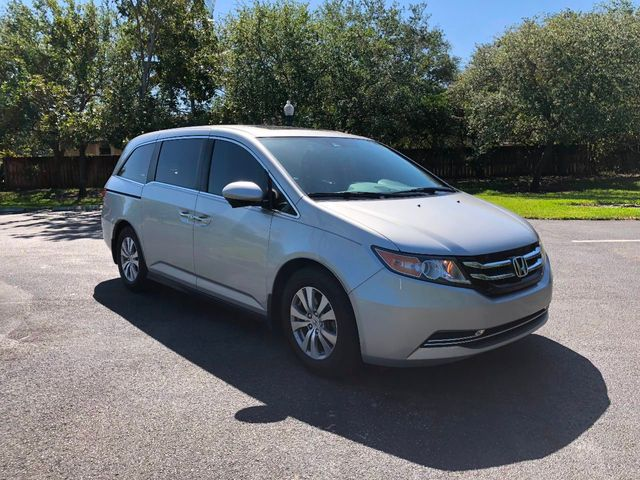 2014 Honda Odyssey 5dr EX-L - Click to see full-size photo viewer