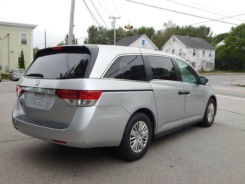 2014 Used Honda Odyssey 5dr LX at Hampden Auto Center, ME, IID 19019763