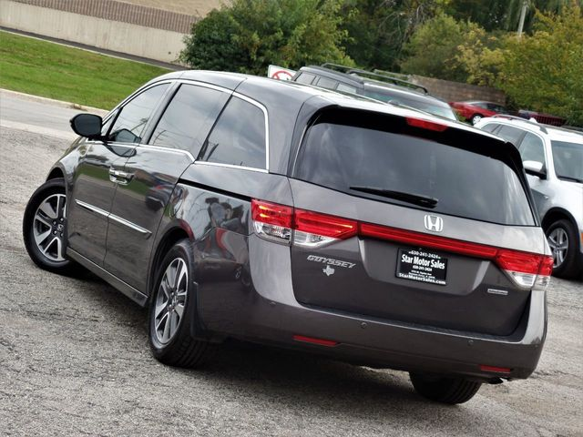 2014 Honda Odyssey 5dr Touring Elite - Click to see full-size photo viewer