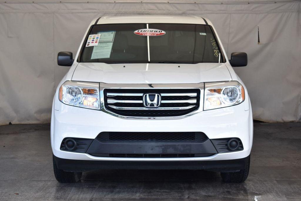 2014 Honda Pilot 2WD 4dr LX - 17899607 - 3