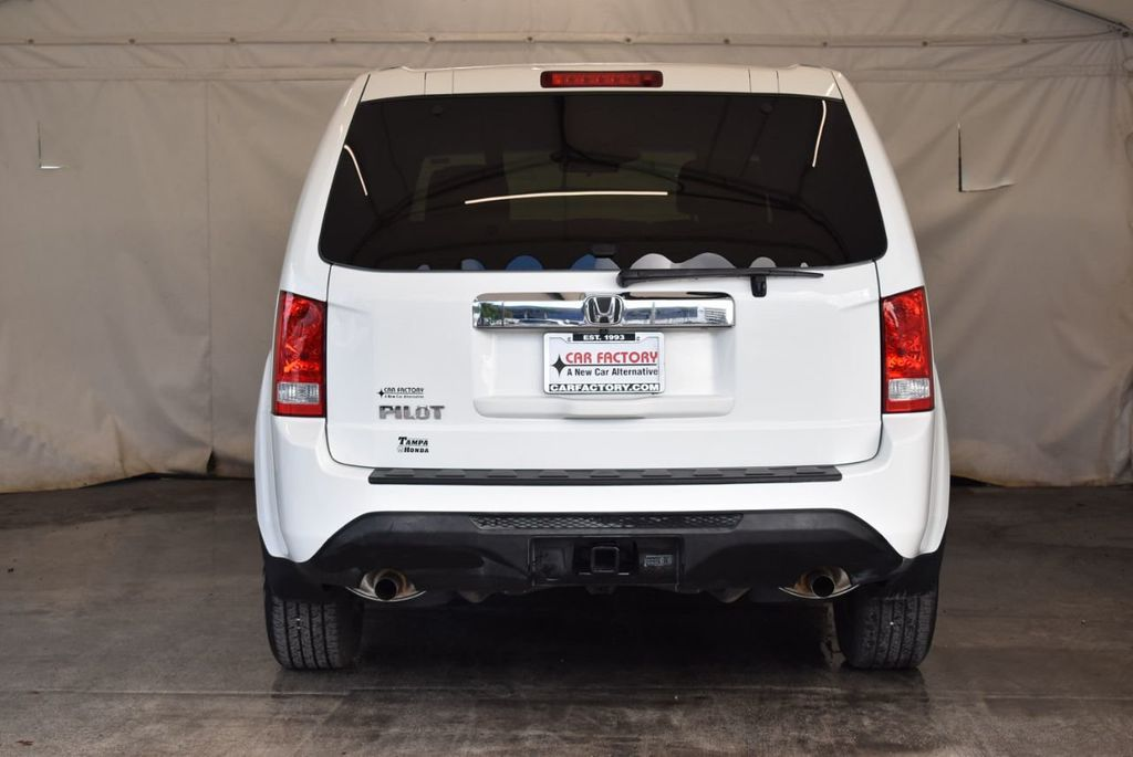 2014 Honda Pilot 2WD 4dr LX - 17899607 - 8