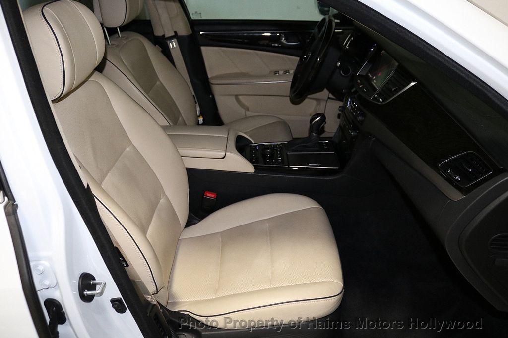 2014 Hyundai Equus 4dr Sedan Signature - 18098844 - 13