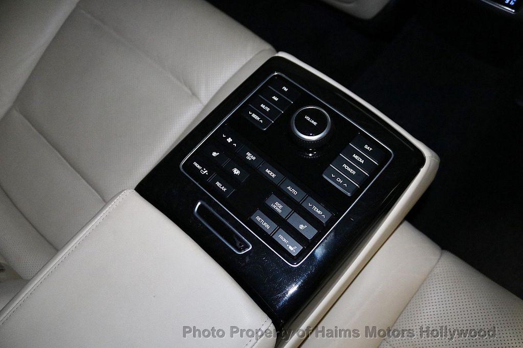 2014 Hyundai Equus 4dr Sedan Signature - 18098844 - 15