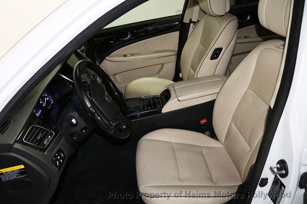 2014 Hyundai Equus 4dr Sedan Signature - 18098844 - 17