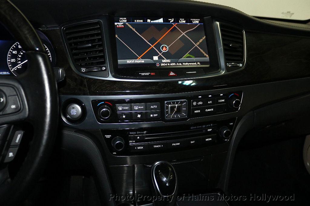 2014 Hyundai Equus 4dr Sedan Signature - 18098844 - 20