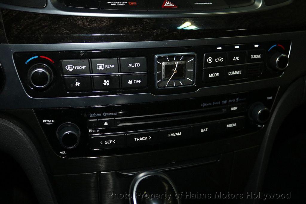 2014 Hyundai Equus 4dr Sedan Signature - 18098844 - 21