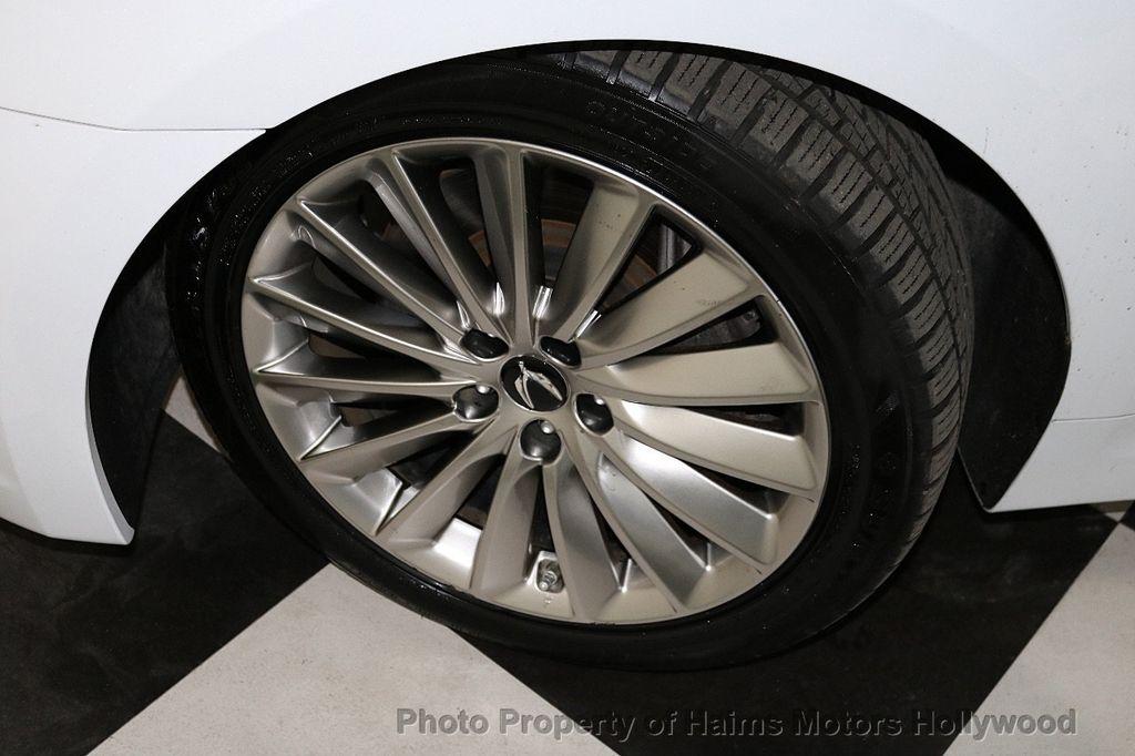 2014 Hyundai Equus 4dr Sedan Signature - 18098844 - 36