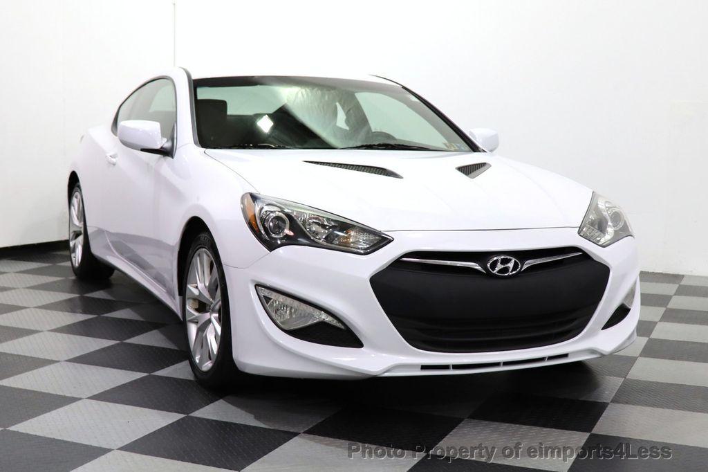 2014 Hyundai Genesis Coupe CERTIFIED GENESIS 2.0t COUPE  - 18204343 - 13