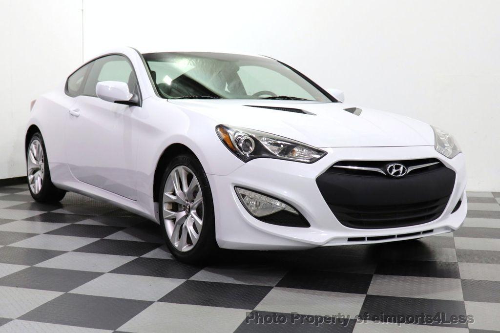 2014 Hyundai Genesis Coupe CERTIFIED GENESIS 2.0t COUPE  - 18204343 - 1