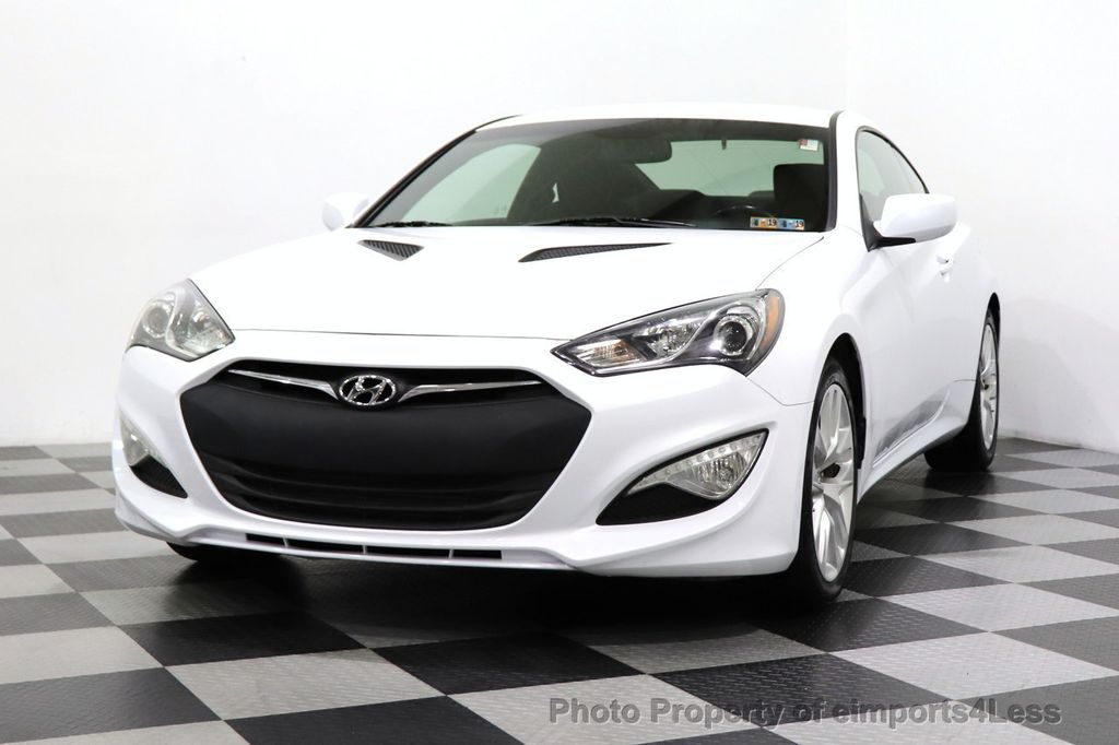 2014 Hyundai Genesis Coupe CERTIFIED GENESIS 2.0t COUPE  - 18204343 - 26
