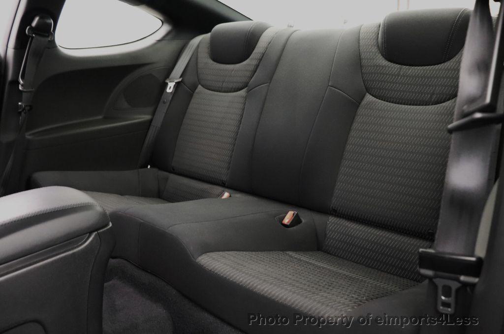 2014 Hyundai Genesis Coupe CERTIFIED GENESIS 2.0t COUPE  - 18204343 - 34