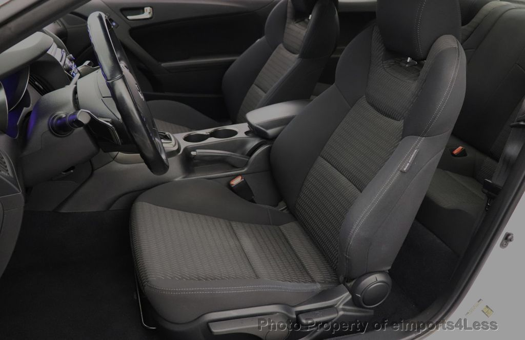 2014 Hyundai Genesis Coupe CERTIFIED GENESIS 2.0t COUPE  - 18204343 - 36
