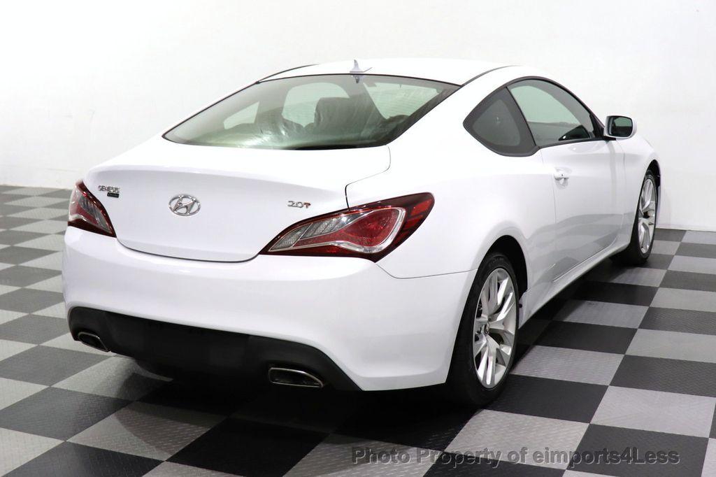 2014 Hyundai Genesis Coupe CERTIFIED GENESIS 2.0t COUPE  - 18204343 - 3