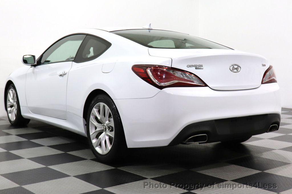 2014 Hyundai Genesis Coupe CERTIFIED GENESIS 2.0t COUPE  - 18204343 - 44