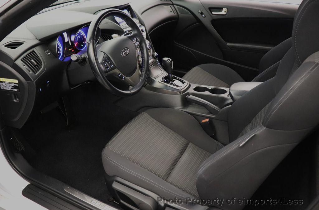 2014 Hyundai Genesis Coupe CERTIFIED GENESIS 2.0t COUPE  - 18204343 - 46