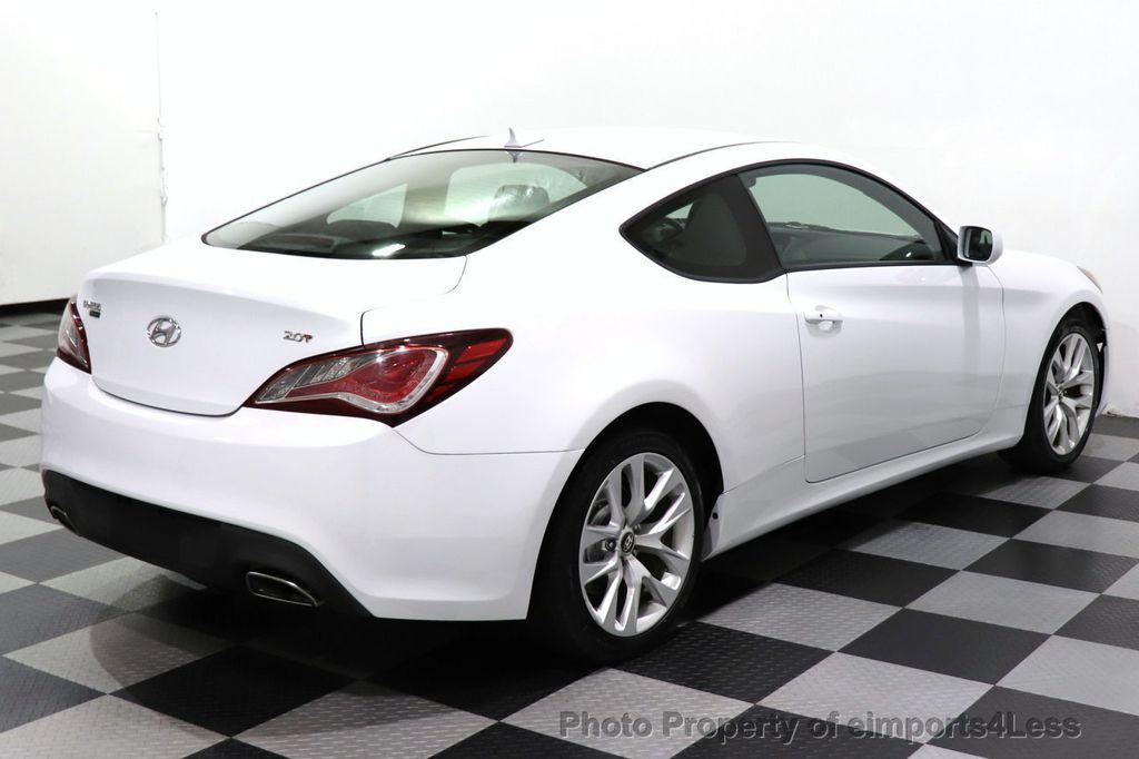 2014 Hyundai Genesis Coupe CERTIFIED GENESIS 2.0t COUPE  - 18204343 - 54