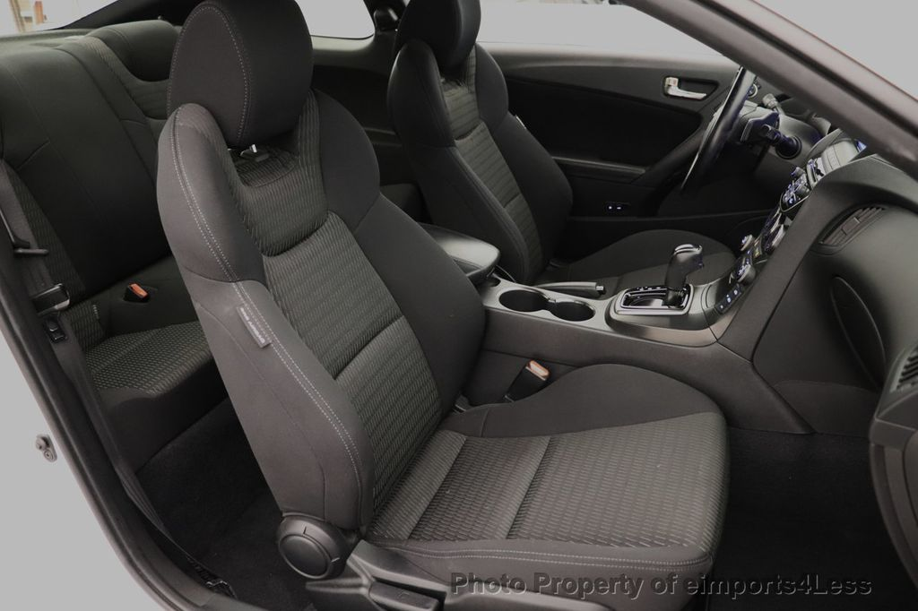 2014 Hyundai Genesis Coupe CERTIFIED GENESIS 2.0t COUPE  - 18204343 - 6