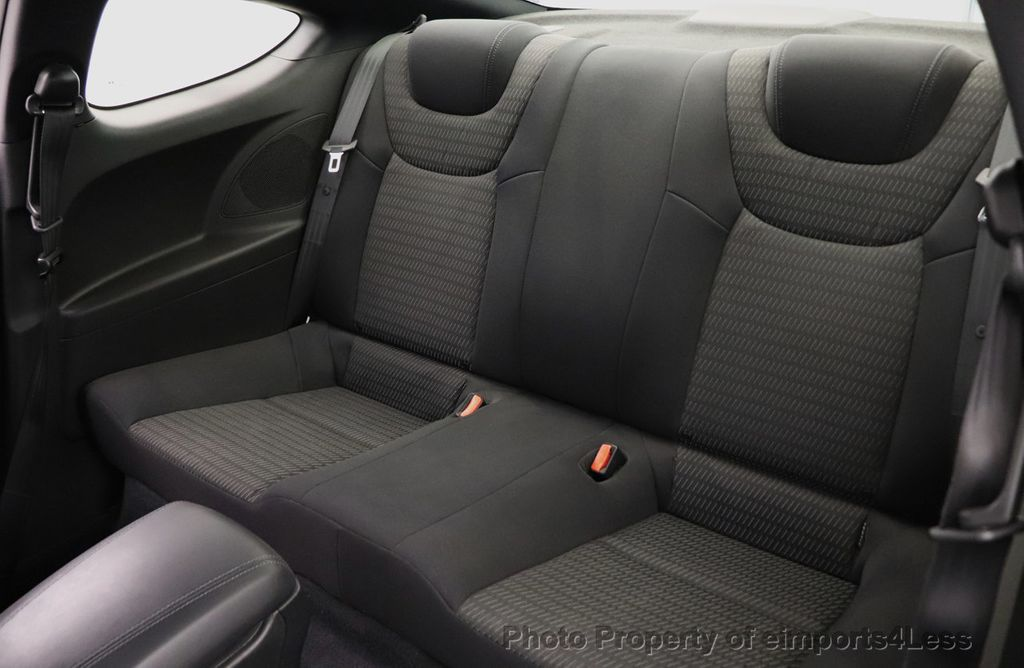 2014 Hyundai Genesis Coupe CERTIFIED GENESIS 2.0t COUPE  - 18204343 - 7