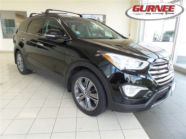 2014 Hyundai Santa Fe Limited For Sale >> 2014 Hyundai Santa Fe Limited Suv For Sale Gurnee Il 23 597