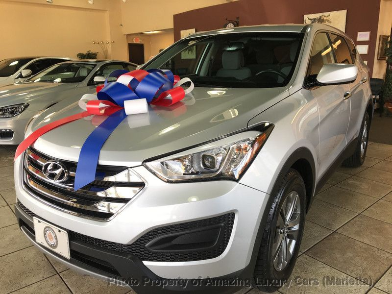 2014 Used Hyundai Santa Fe Sport AWD 4dr 2 4 at Amazing Luxury Cars Serving  Snellville, GA, IID 17980656