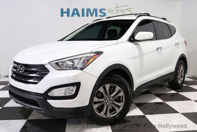 2014 Santa Fe Sport >> 2014 Used Hyundai Santa Fe Sport Fwd 4dr 2 4 At Haims Motors Serving Fort Lauderdale Hollywood Miami Fl Iid 19699145