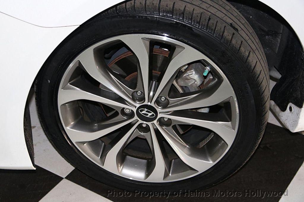 2014 Hyundai Sonata 4dr Sedan 2.0T Automatic SE   15688992   30