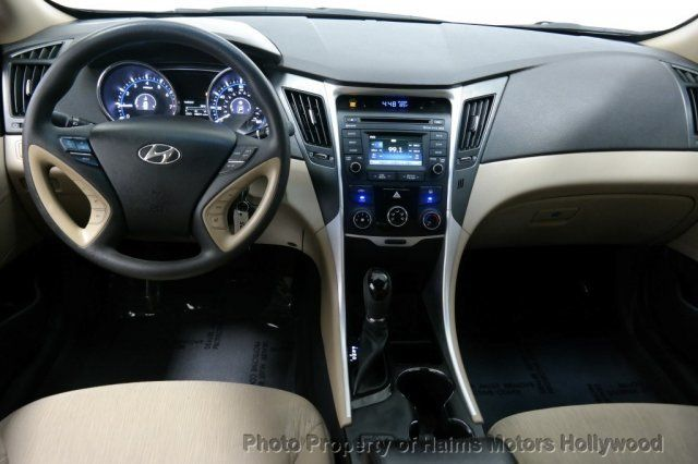 2014 used hyundai sonata 4dr sedan 2 4l automatic gls at haims motors serving fort lauderdale. Black Bedroom Furniture Sets. Home Design Ideas