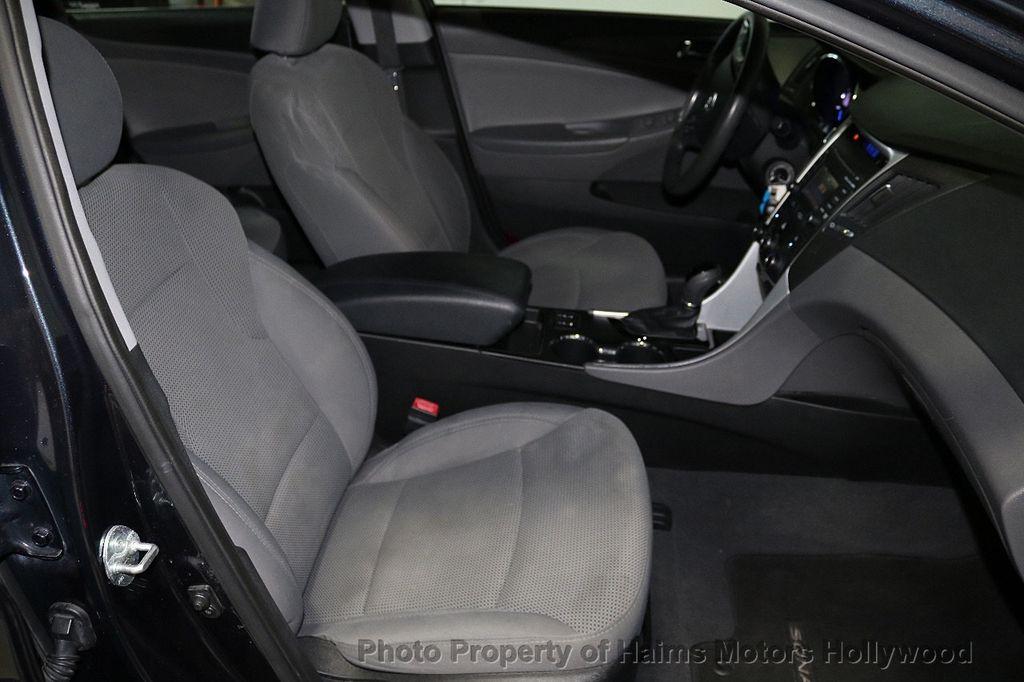 2014 Hyundai Sonata 4dr Sedan 2.4L Automatic GLS - 18534919 - 12