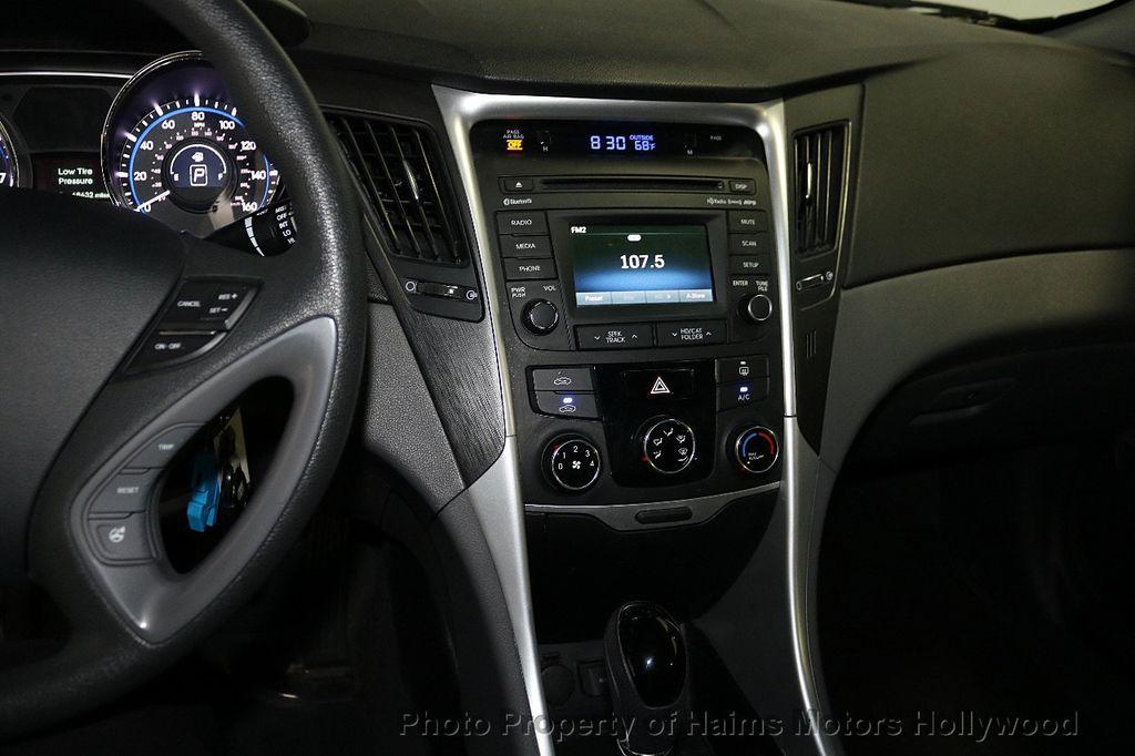 2014 Hyundai Sonata 4dr Sedan 2.4L Automatic GLS - 18534919 - 17