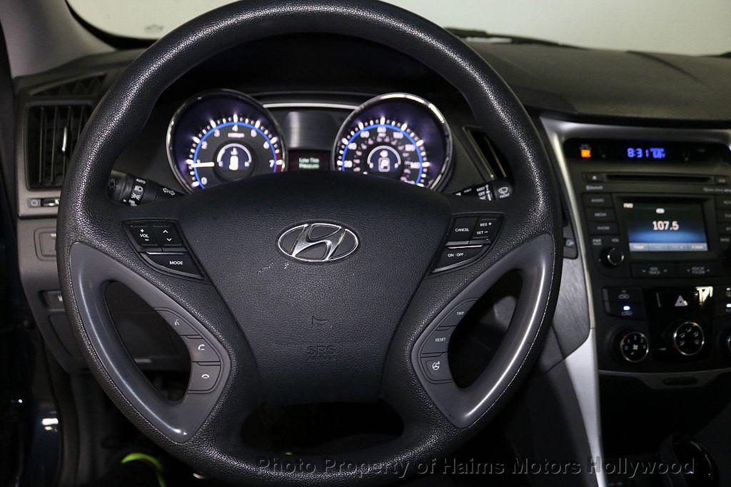 2014 Hyundai Sonata 4dr Sedan 2.4L Automatic GLS - 18534919 - 25