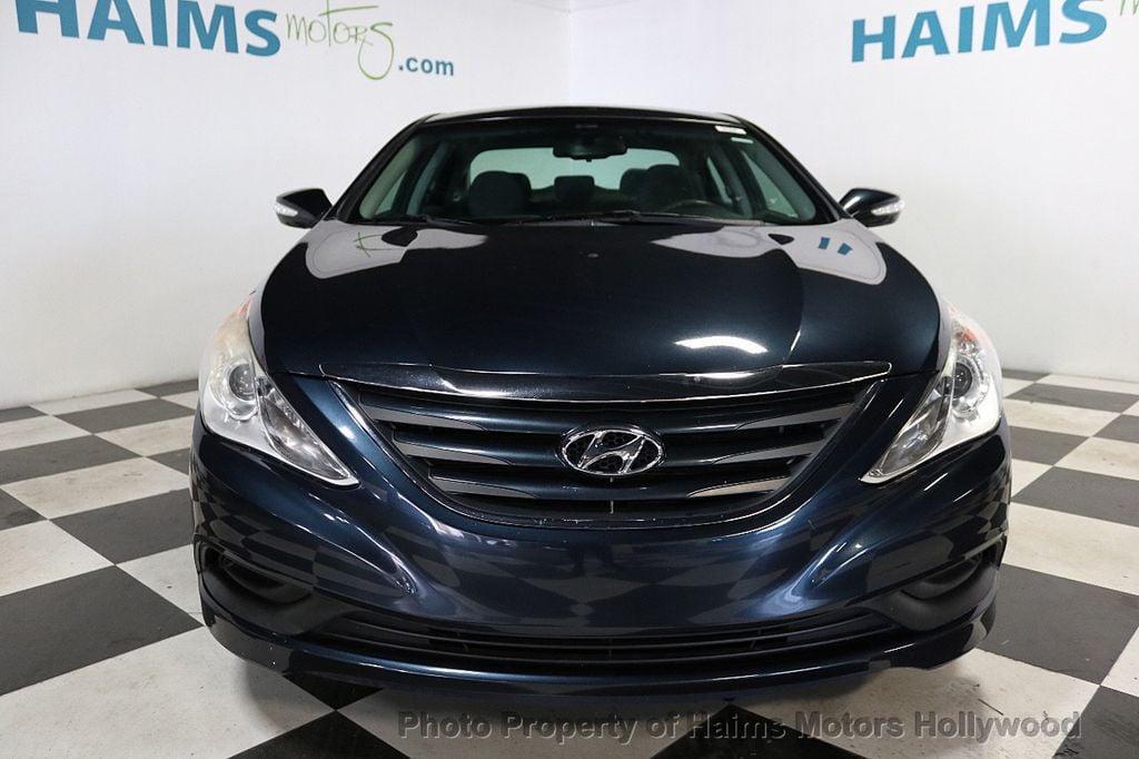 2014 Hyundai Sonata 4dr Sedan 2.4L Automatic GLS - 18534919 - 2