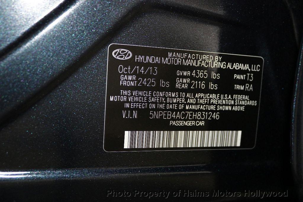 2014 Hyundai Sonata 4dr Sedan 2.4L Automatic GLS - 18534919 - 30